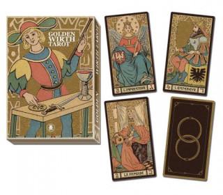 Golden Tarot of Wirth Grand Trumps