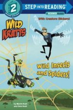 Wild Insects And Spiders! (Wild Kratts) Step Into Reading Lvl 2