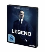 Legend, 1 Blu-ray (Steelbook)