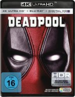Deadpool, 2 Blu-ray (4K UHD)