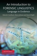 Introduction to Forensic Linguistics