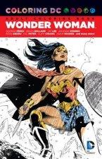Coloring DC Wonder Woman Tp
