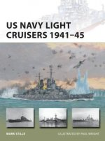 US Navy Light Cruisers 1941-45