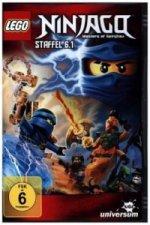 LEGO Ninjago. Staffel.6.1, 1 DVD