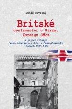 Britské vyslanectví v Praze, Foreign Office a jejich vnímání česko-německého vztahu v Československu v letech 1933 - 1938
