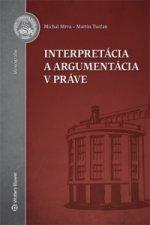 Interpretácia a argumentácia v práve