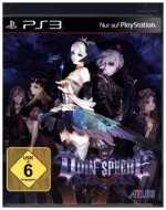 Odin Sphere, PS3-Blu-ray-Disc