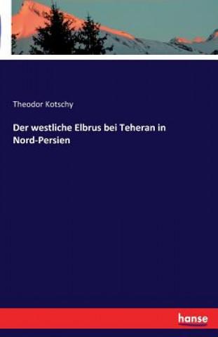 westliche Elbrus bei Teheran in Nord-Persien