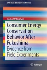 Consumer Energy Conservation Behavior After Fukushima