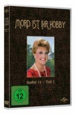 Mord ist ihr Hobby. Staffel.11.1, 3 DVDs