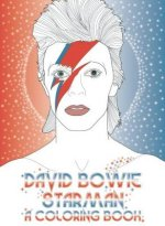 David Bowie: Starman: A Colouring Book