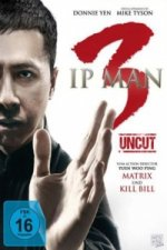 Ip Man 3, 1 DVD