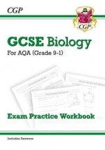 Grade 9-1 GCSE Biology: AQA Exam Practice Workbook (with answers)