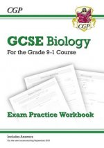 Grade 9-1 GCSE Biology: Exam Practice Workbook (with answers)