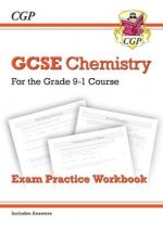 Grade 9-1 GCSE Chemistry: Exam Practice Workbook (with answers)