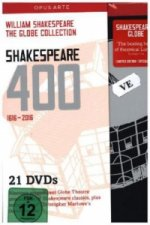 Shakespeare 400 The Globe Collection, 21 DVDs