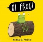 Oi Frog! Board Book