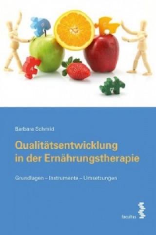 Qualitätsentwicklung in der Ernährungstherapie