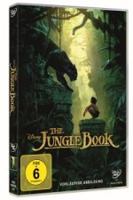 The Jungle Book, 1 DVD