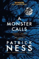 A Monster Call film tie-in