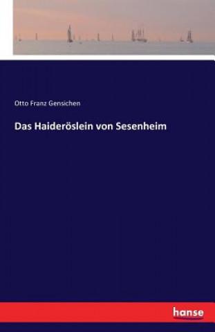 Haideroeslein Von Sesenheim