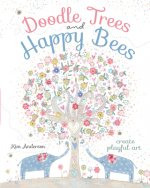 Doodle Trees and Happy Bees