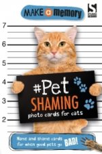 Make a Memory Pet Shaming Cat, Photo Cards