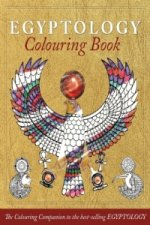 Egyptology Colouring Book