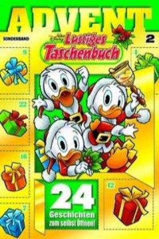Lustiges Taschenbuch Advent. Bd.2