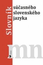 Slovník súčasného slovenského jazyka mn