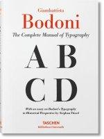 Giambattista Bodoni. Manual of Typography