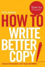 how to: write better copy