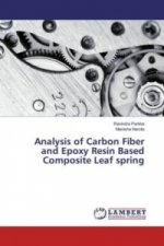Analysis of Carbon Fiber and Epoxy Resin Based Composite Leaf spring