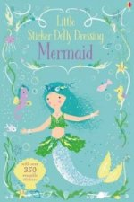Little Sticker Dolly Dressing Mermaid