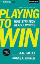 Playing to Win - CD