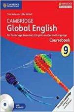 Cambridge Global English Stage 9 Coursebook with Audio CD