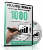 1000 Handgezeichnete Präsentationsvorlagen für Apple Keynote, 1 CD-ROM (Business & Marketing Edition)