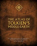 The Atlas Of TolkienS Middle-Earth