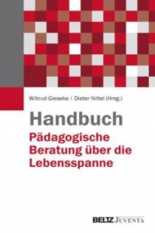 Handbuch Pädagogische Beratung über die Lebensspanne