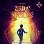 Zirkus Mirandus, 4 Audio-CDs