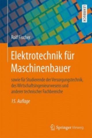 Elektrotechnik fur Maschinenbauer