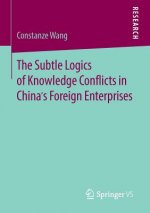 The Subtle Logics of Knowledge Conflicts in China's Foreign Enterprises