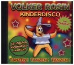Kinderdisco - Das Original, Audio-CD