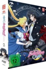 Sailor Moon Crystal. Tl.2, 2 DVDs