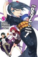Devil Is a Part-Timer!, Vol. 5 (light novel)