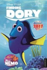 Disney Finding Dory Annual 2017