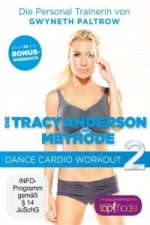 Tracy Anderson - Dance Cardio Workout 2, 1 DVD