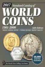 2017 Standard Catalog of World Coins, 1901-2000, 44rd Edition