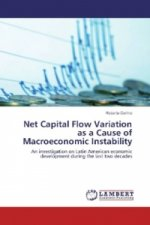 Net Capital Flow Variation as a Cause of Macroeconomic Instability
