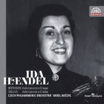 Beethoven, Sibelius: Houslové koncerty - CD